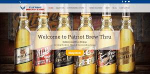 Patriot Brew Thru