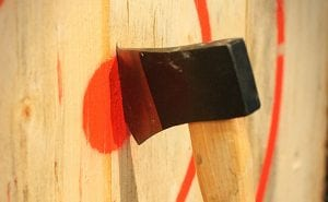 Looking For A New Hobby? Give Axe Throwing Lanes a Try!